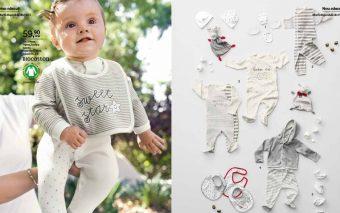 Premiera C&A: hainute organice pentru bebelusi