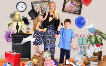 5 lucruri pe care le inveti ca mama singura