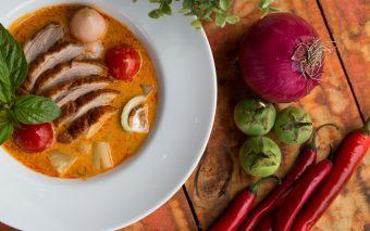 Curry de rata - delicii fine