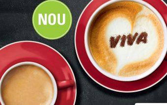 La OMV (te) alimentezi cu noua cafea VIVA