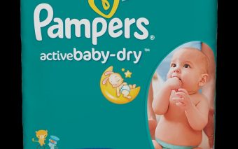 S-a lansat noul Pampers Active Baby-Dry