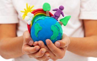 Cum sa cresti un copil eco-friendly