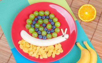 Gustari deco din fructe