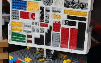 Edutainment in stil LEGO