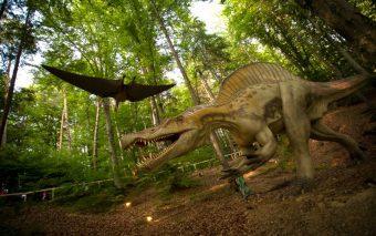 S-a deschis Dino Parc Rasnov