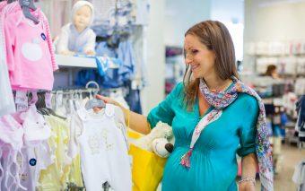 Bagajul pentru maternitate
