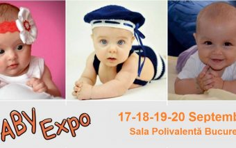 Joi, 17 Septembrie incepe BABY EXPO!