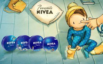Cutiutele de poveste de la NIVEA
