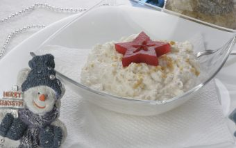 Retete festive: Crema de mere cu nuga