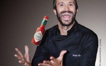 Reteta Tabasco by Chef Nicolai Tand