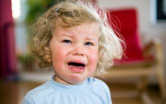 Copii si crize de nervi