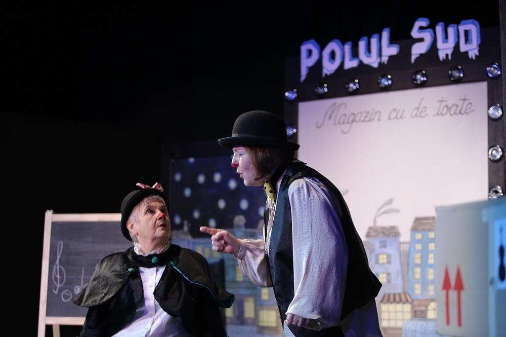 Pinguinii melomani _