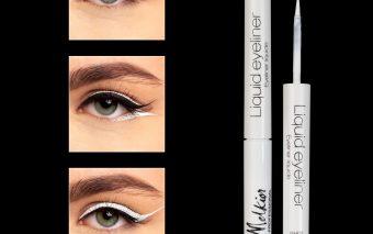 Eyeliner lichid alb