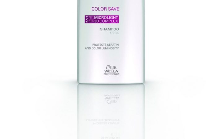 SP Color Save Shampoo cu Microlight 3D Complex - 66 lei