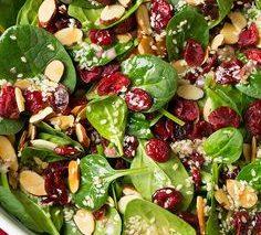 Salata revigoranta de primavara