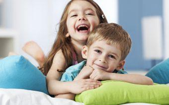 Copiii fericiti au limite