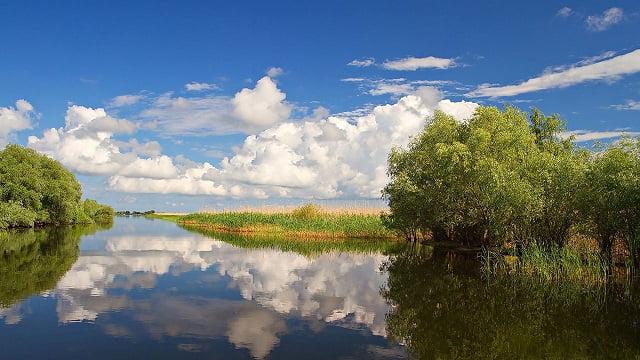 Delta Dunarii.vacanta romantica