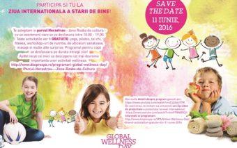 11 iunie - Global Wellness Day