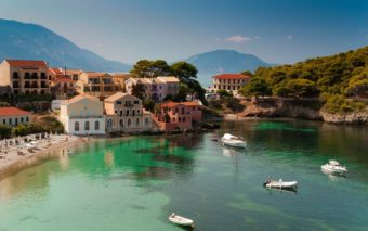 Insule grecesti cu iz de star