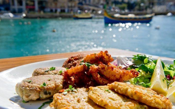 Vacanta gourmet. Malta