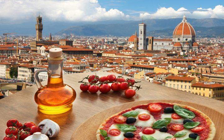 Vacanta gourmet. Toscana