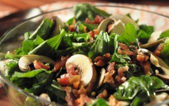Salata de champignons