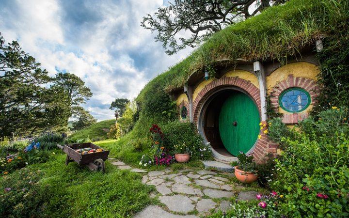 Hobbiton, satul hobitilor