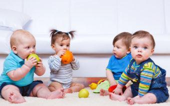 Generozitatea copiilor e dictata de agresivitate