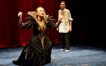A 12-a noapte, sau William Shakespeare pe intelesul celor mici la Teatrul Ion Creanga