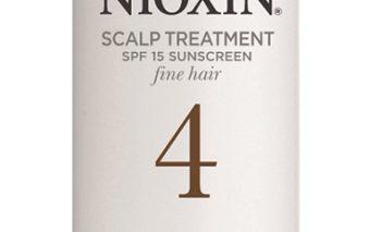 Nioxin – calea catre un par plin de volum