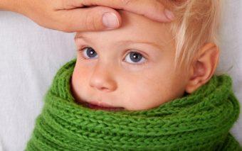 Ce sa NU faci cand copilul are febra