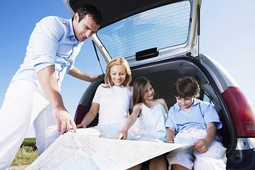 Destinatii de vacanta pentru familii active