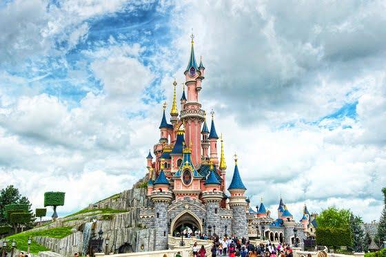 Disneyland Paris, Franta