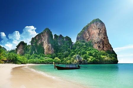 Laguna Kanoï, Thailanda