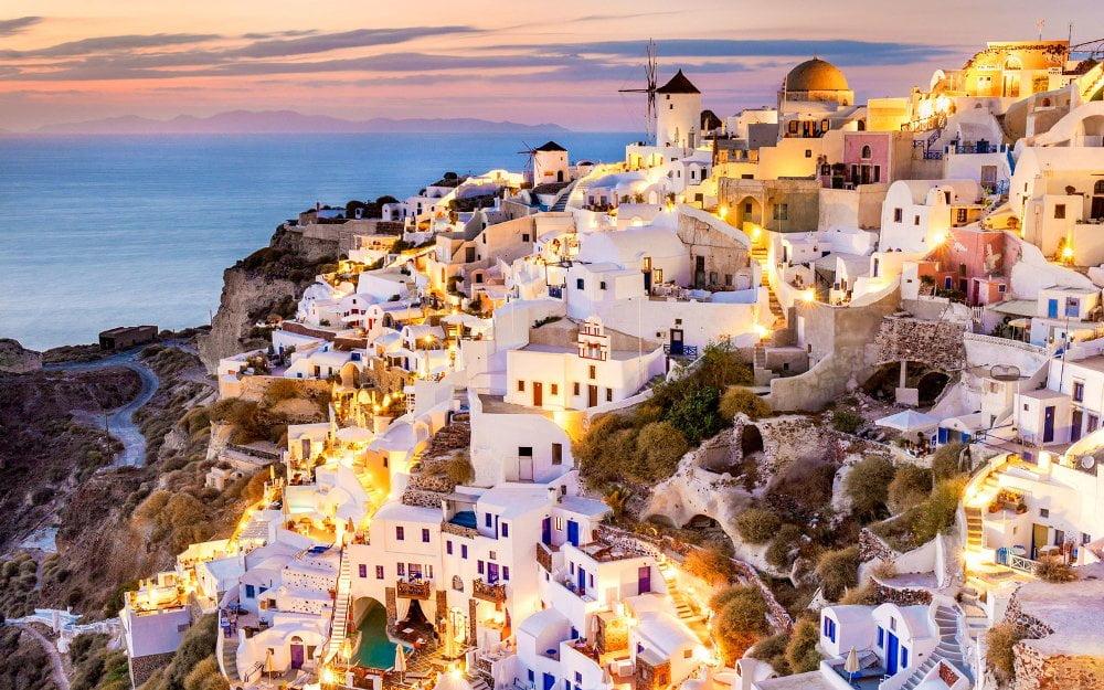 Top 10 cele mai romantice orase