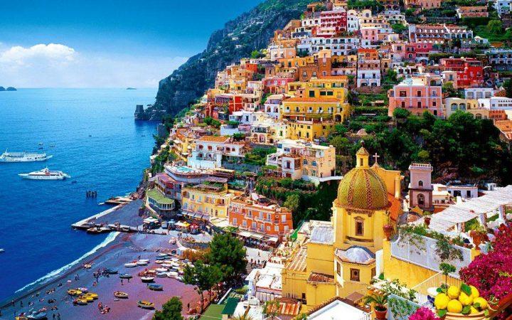 Coasta Amalfitana si Sorrento