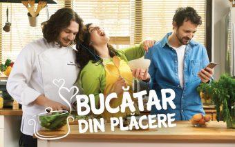 Lidl Romania a lansat platforma Bucatar din Placere, prin care sustine si premiaza bucuria de a gati