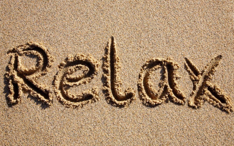 Nu am timp să mă relaxez!