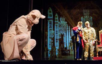 In aprilie, la Teatrul Ion Creanga