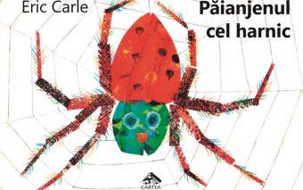 """""""Păianjenul cel harnic"""""""