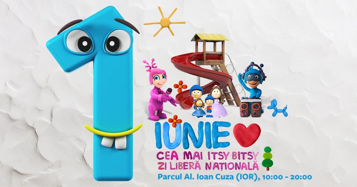 Prima zi liberă naţională de 1 Iunie celebrată cu peste 10 ore de distracţie în familie