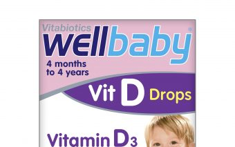 Wellbaby vitamina D – suport în dezvoltarea armonioasă a micuților