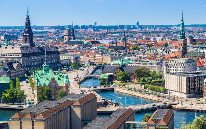 Danemarca, Copenhaga