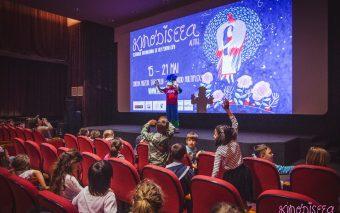 KINOdiseea Altfel, experimentul de educație cinematografică pentru copii din Școala Altfel, s-a înch...