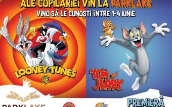 Tom și Jerry, Tweety, Sylvester, Bugs Bunny și prietenii săi vin pentru prima dată în România, la Pa...