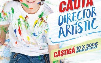 OMO caută cei mai creativi copii din ţară pentru funcţia de Director Artistic 10 câştigători vor pri...