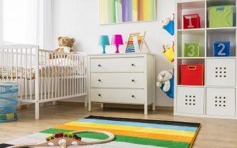 Tendinte in decorarea dormitorului pentru copii