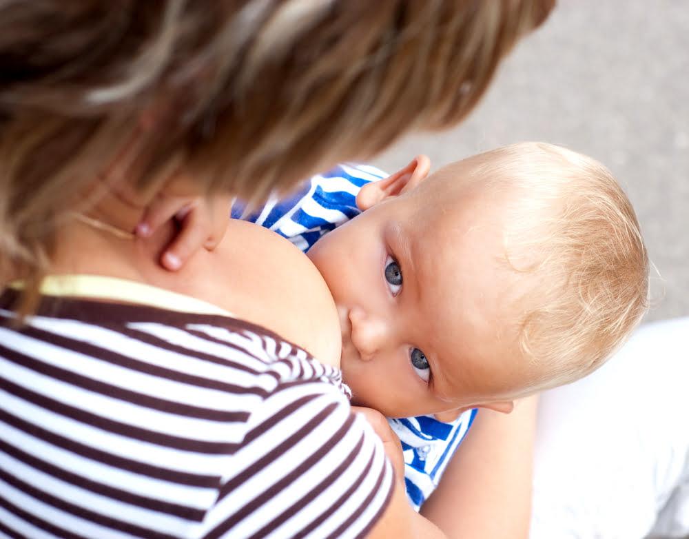 Nutritia post partum a proaspetei mamici