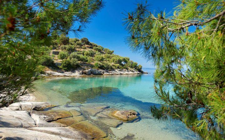 Paradise Beach Sithonia, Halkidiki