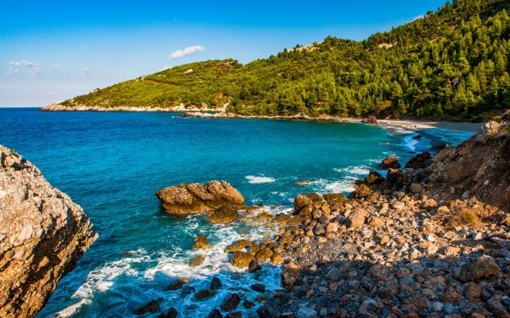 Edipsos Beach - Evia